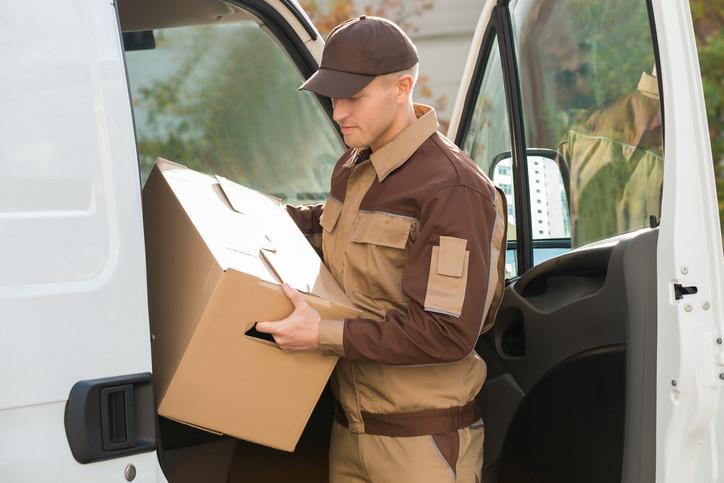 livraison de colis UPS